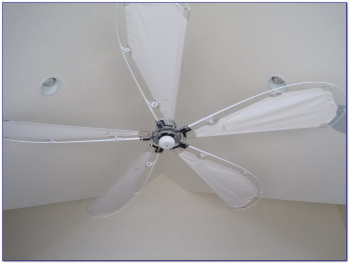 Fishing Rod Ceiling Fan
