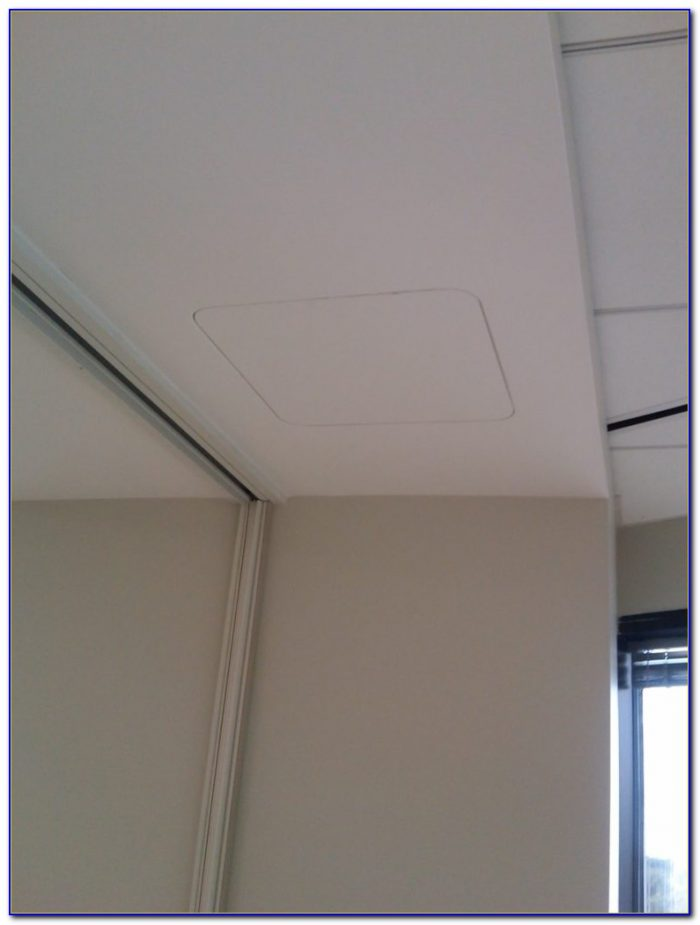 Flush Drywall Ceiling Access Panel