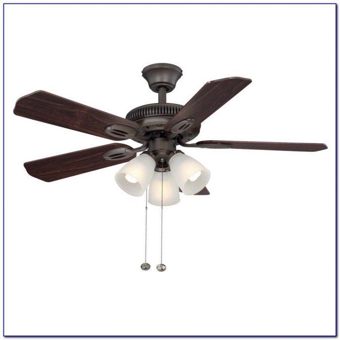 Bentley Ii Outdoor Tarnished Bronze Oscillating Ceiling Fan With