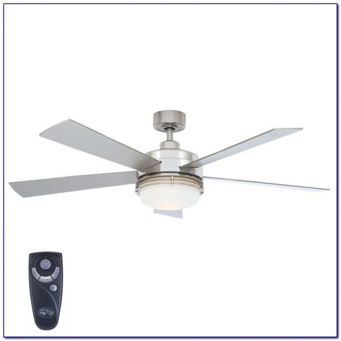 Hampton Bay Ceiling Fans With Lights And Remote