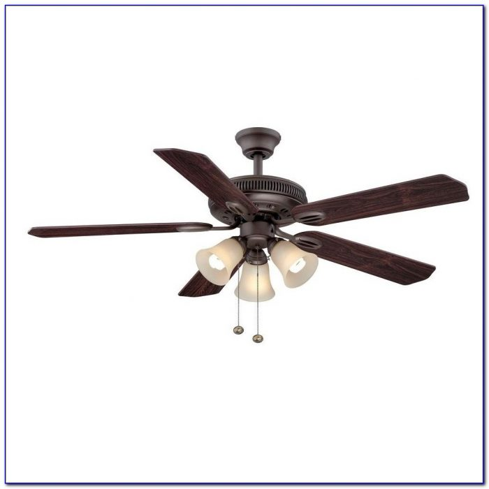 The Hampton Bay Ceiling Fan | Warisan Lighting Intended For Hampton Bay Ceiling Fans