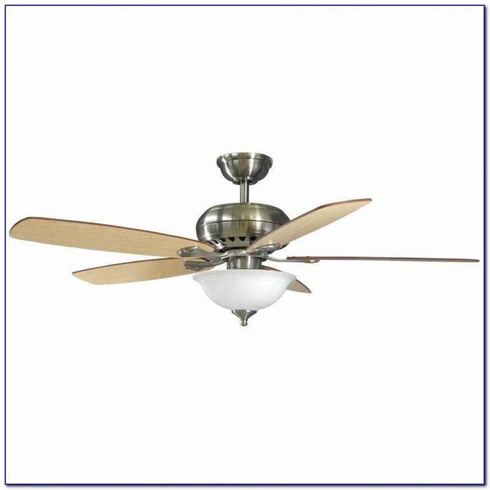 Hampton Bay Industrial Ceiling Fan Installation