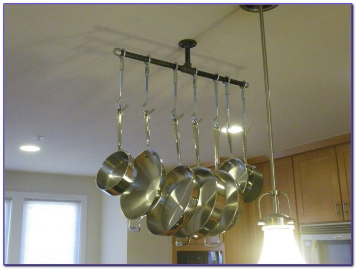 Hanging Rack For Pots And Pans Australia