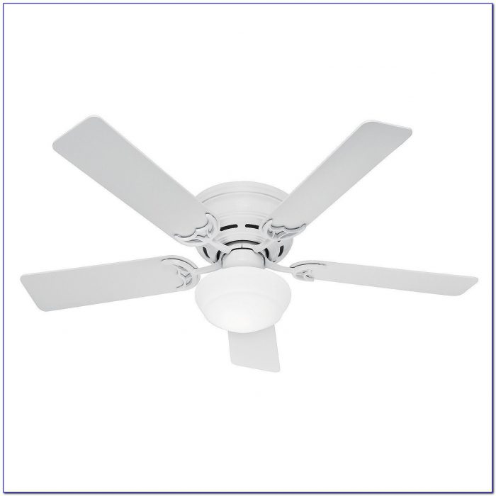 Hunter White Ceiling Fan 42