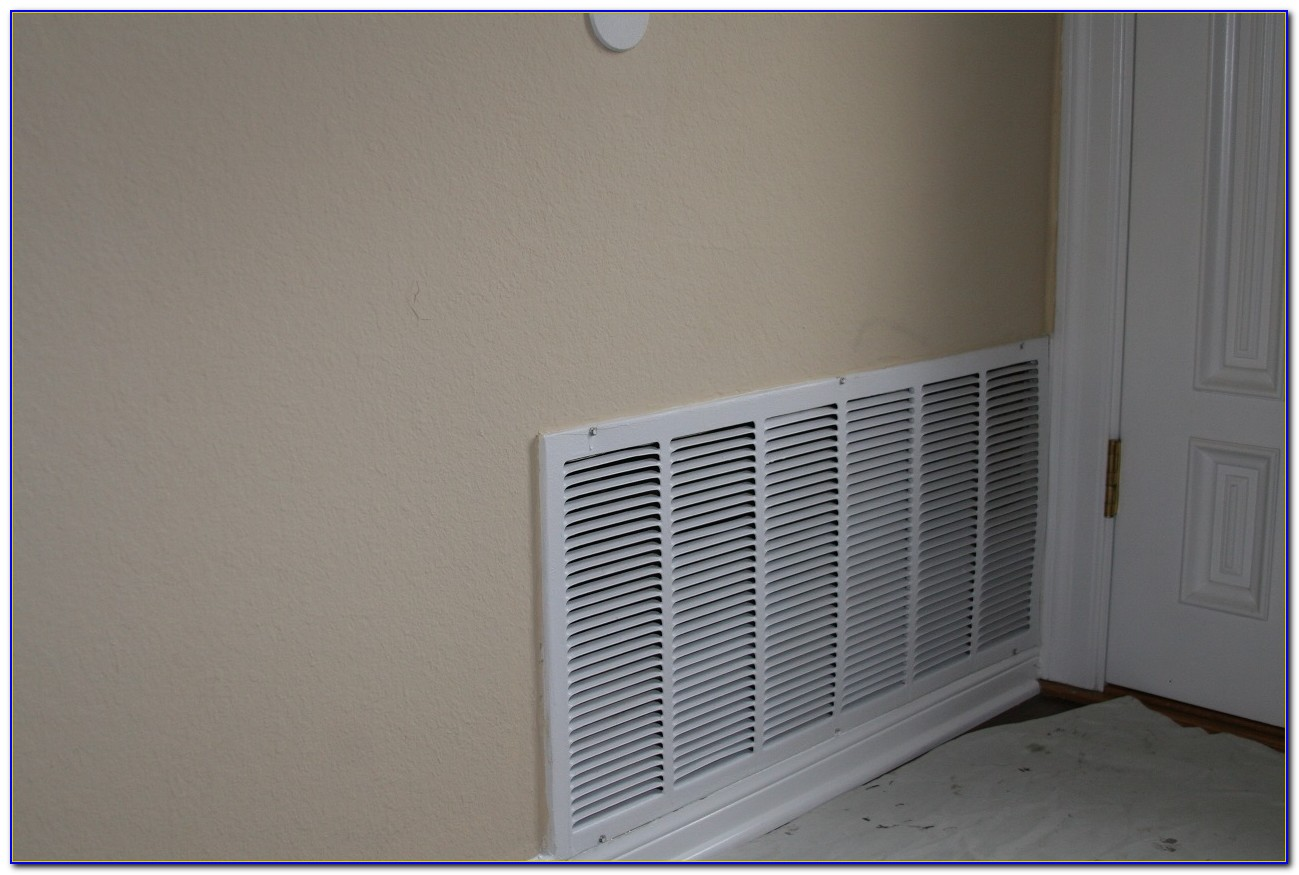 Hvac Vents In Ceiling