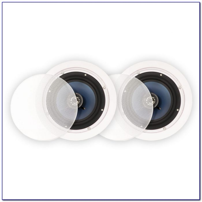 In Ceiling Home Theater Speaker Package