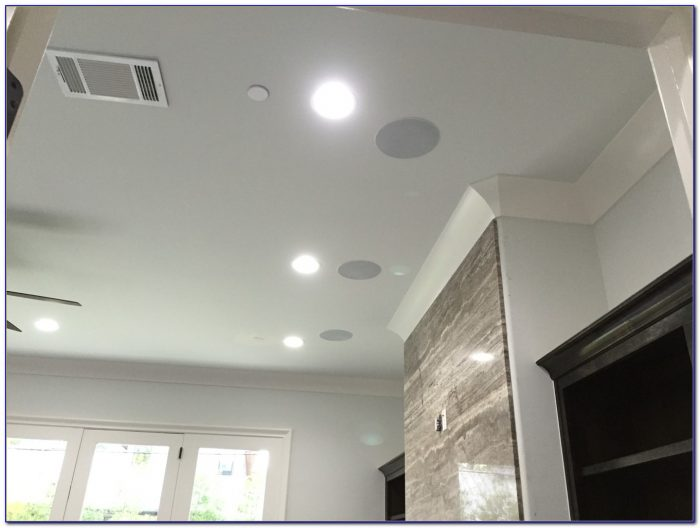 In Ceiling Home Theatre Speakers