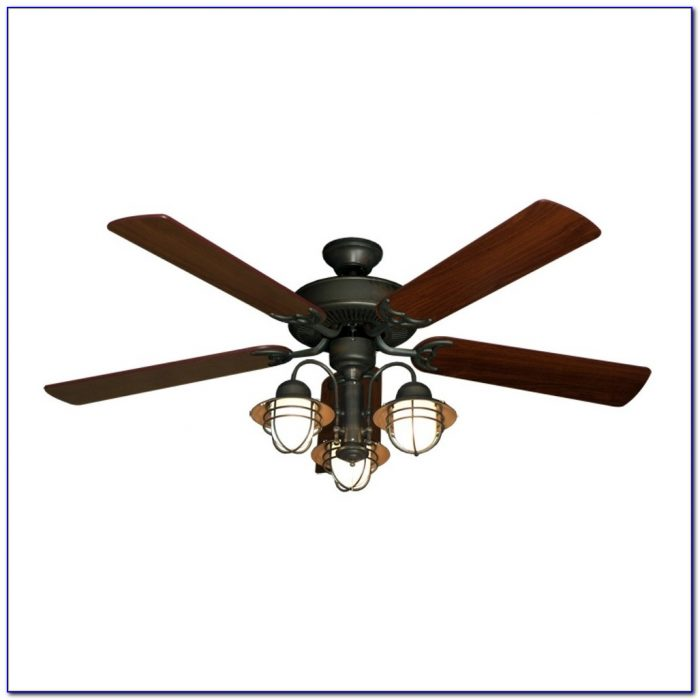 Large Blade Outdoor Ceiling Fans