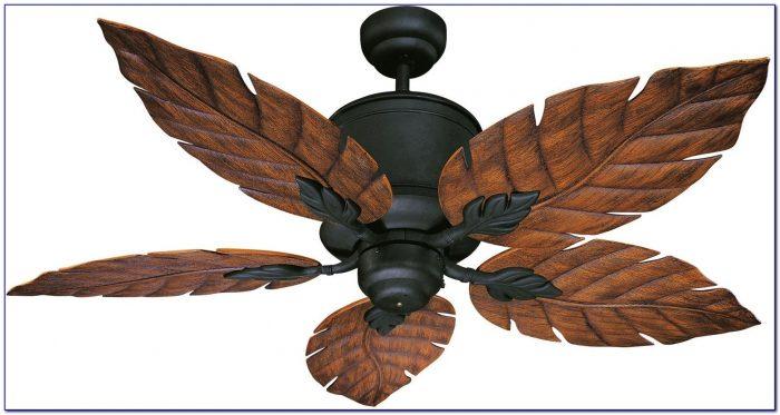 Leaf Blade Ceiling Fans