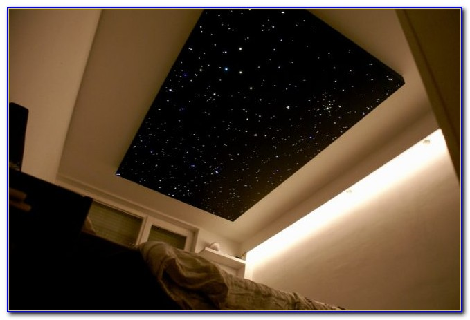 Led Fiber Optic Star Ceiling Light Kit