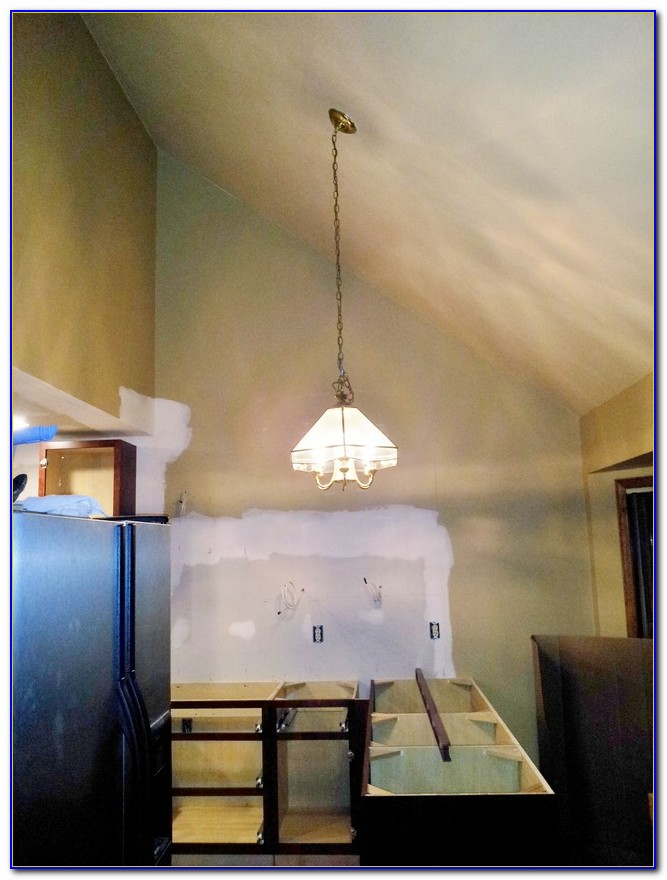 Light Fixtures For Vaulted Ceilings