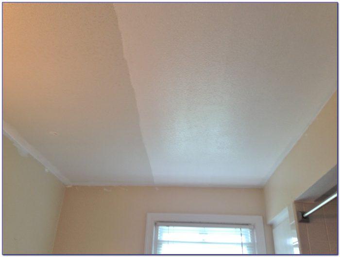 Mold Resistant Ceiling Paint