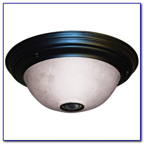 Motion Activated Outdoor Ceiling Light