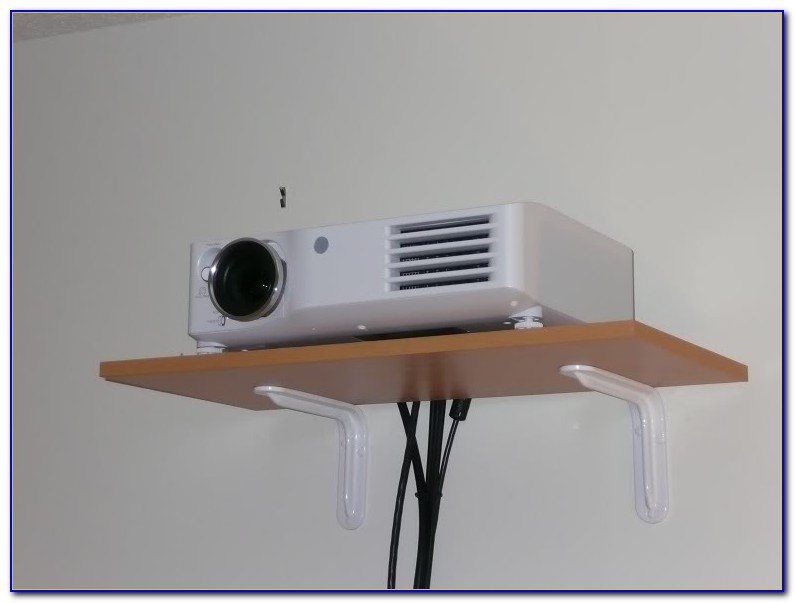 Mount Projector Ceiling Fan