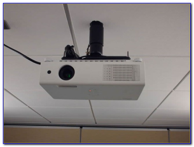 Mount Projector On Ceiling