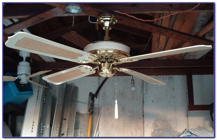 Murray Feiss Hugger Ceiling Fans