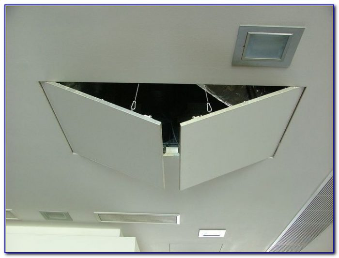 Plastic Ceiling Access Panels For Drywall