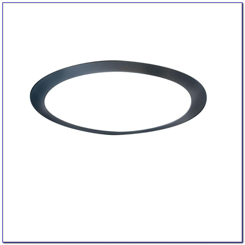 Recessed Ceiling Light Trim Rings