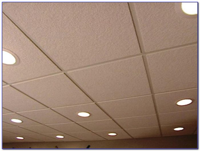 Recessed Light Drop Ceiling Panels