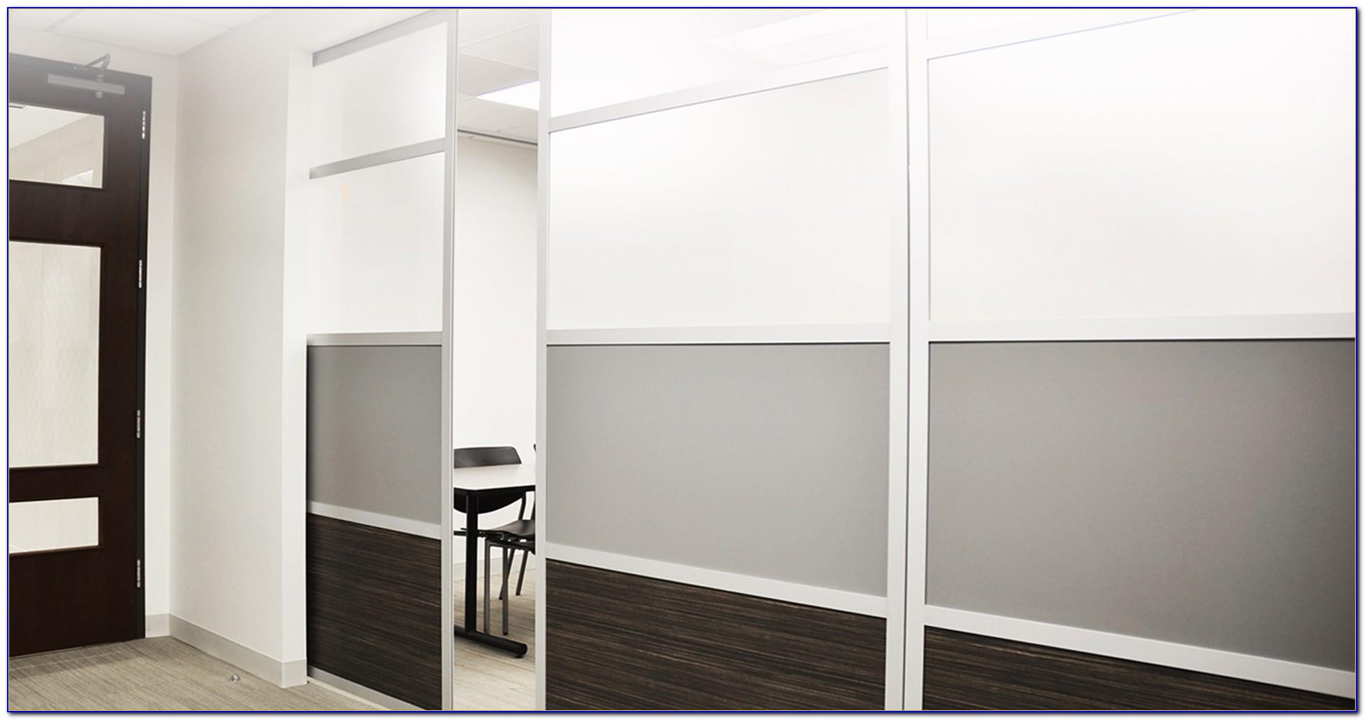 Sliding Panel Ceiling Mount Room Divider