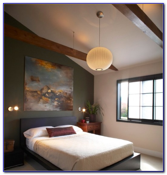 Small Bedroom Ceiling Lighting Ideas