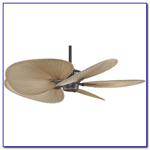 Small Palm Blade Ceiling Fan