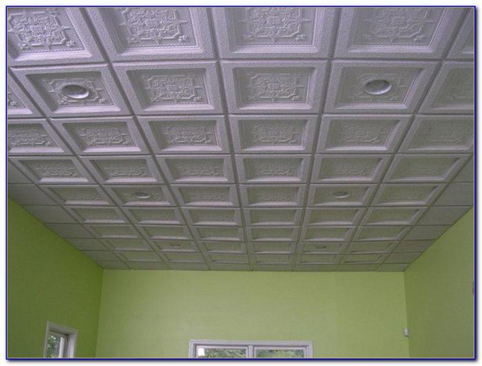 Soundproof Drop Ceiling Tiles