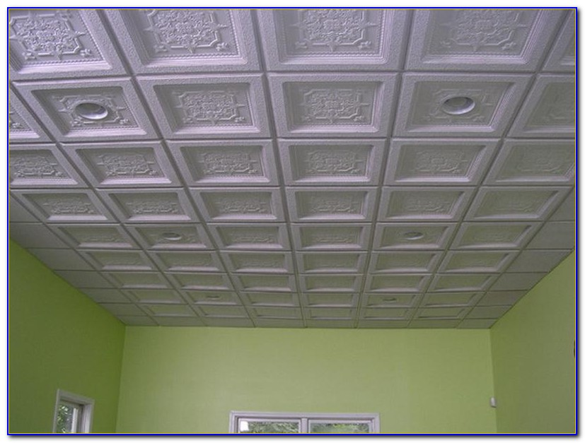 Soundproof Drop Ceiling Tiles