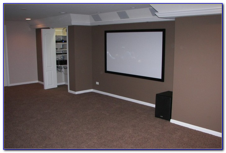 Surround Speakers In Ceiling Or Wall