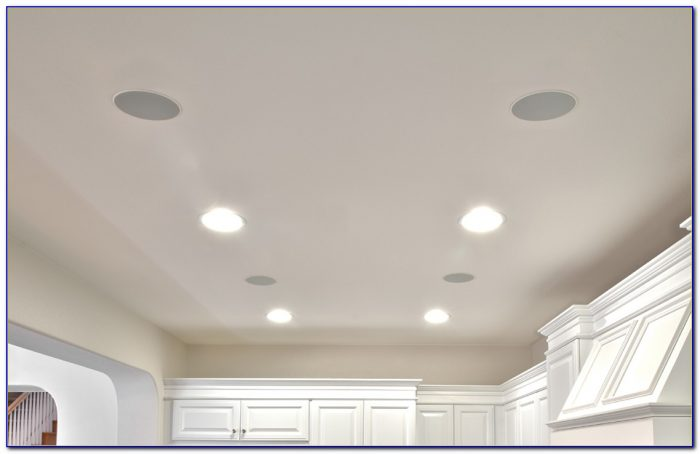 Surround Speakers In Ceiling Vs Wall