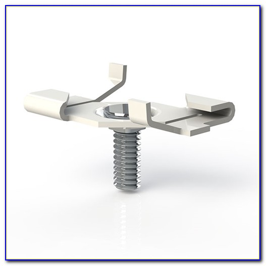 T Bar Ceiling Hanging Clips