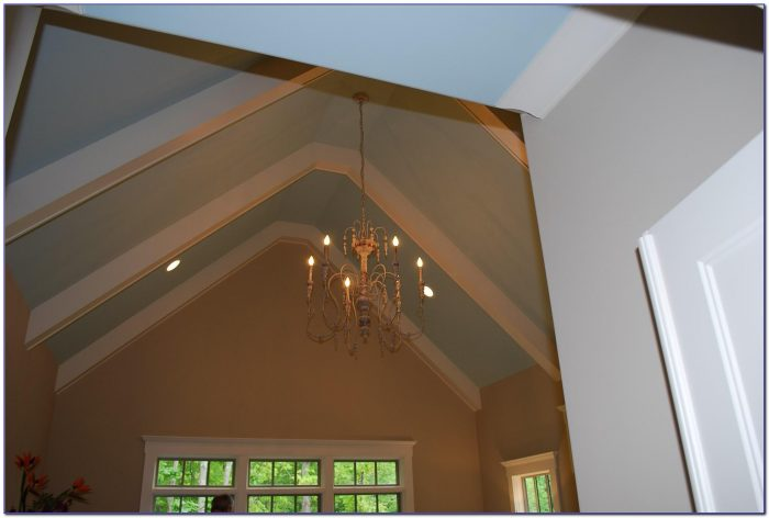 Track Lighting For Cathedral Ceilings
