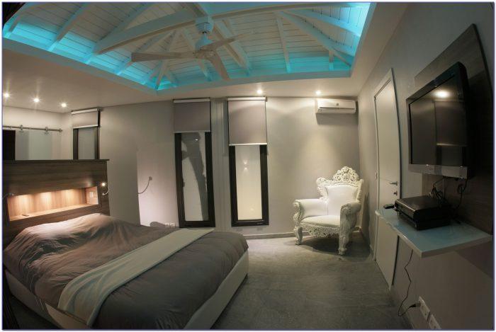 Vaulted Bedroom Ceiling Lighting Ideas
