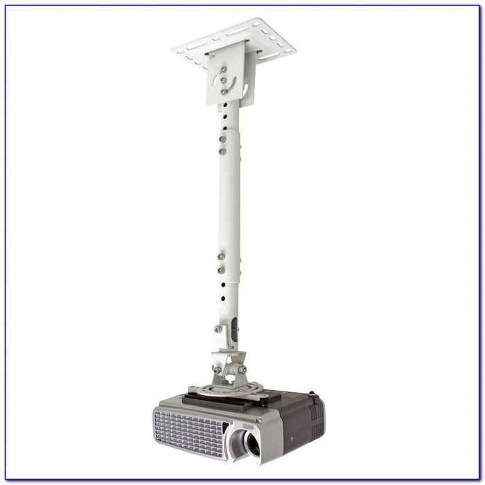 Video Projector Retractable Ceiling Mount