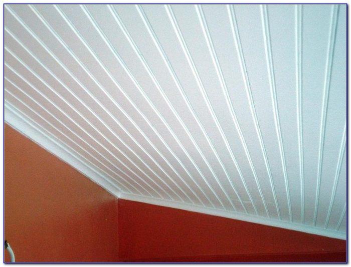 Vinyl Faced Acoustical Ceiling Tile