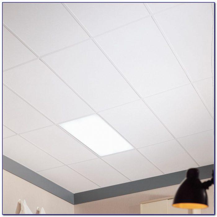 Vinyl Faced Drywall Ceiling Tile