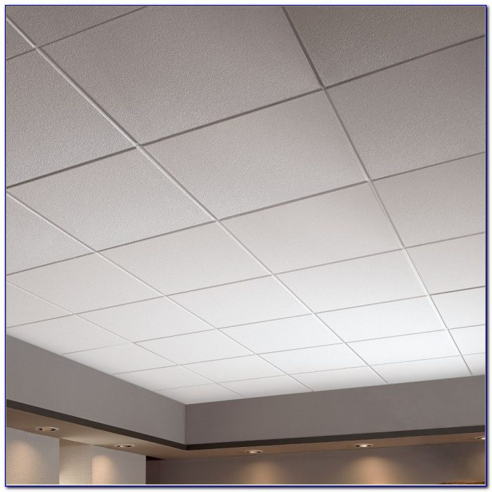 Vinyl Faced Suspended Ceiling Tiles