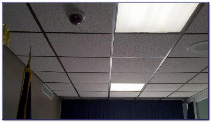 2x2 Black Drop Ceiling Tiles