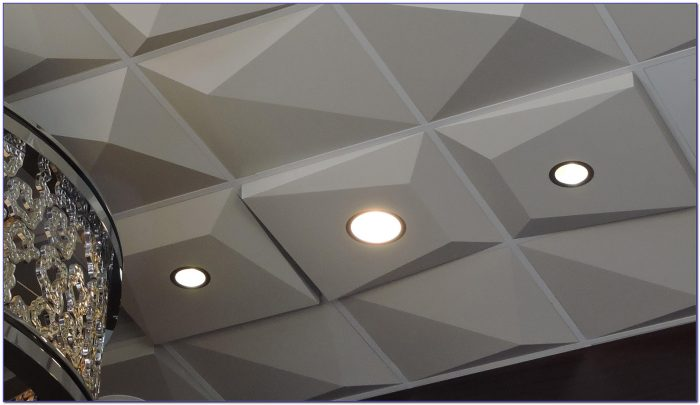 Acoustic Tile Ceiling Armstrong