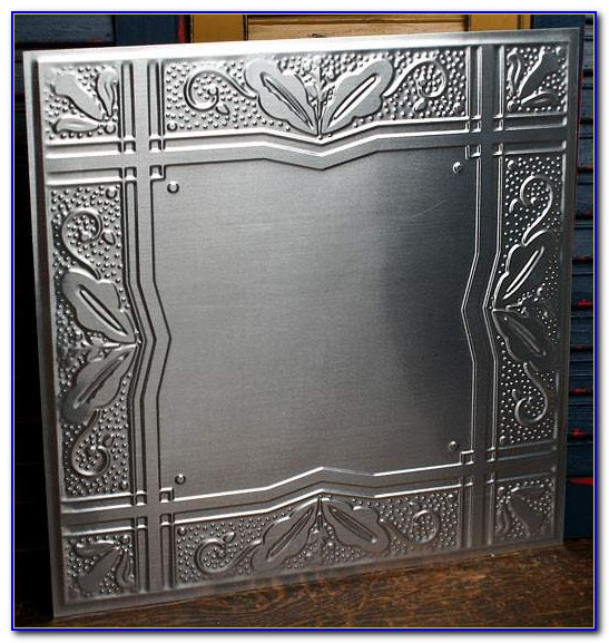Antique Embossed Tin Ceiling Tiles