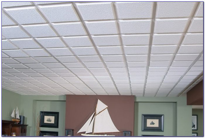 Armstrong Drop Ceiling Panels