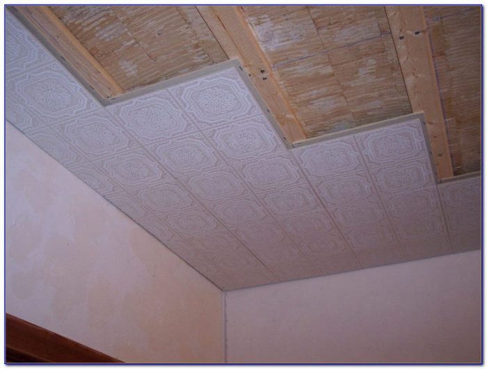 Armstrong Wellington Ceiling Tile 10 Pack