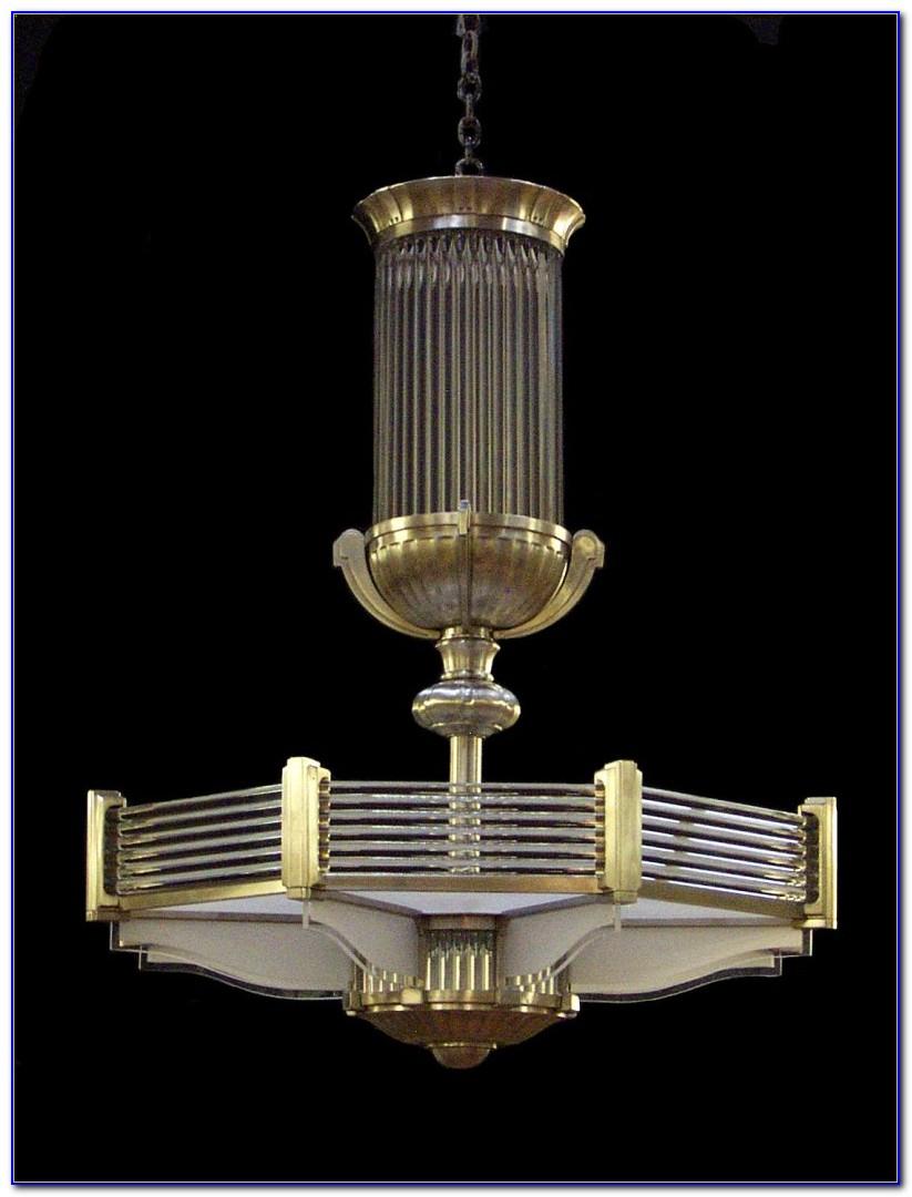 Art Deco Ceiling Light Fittings
