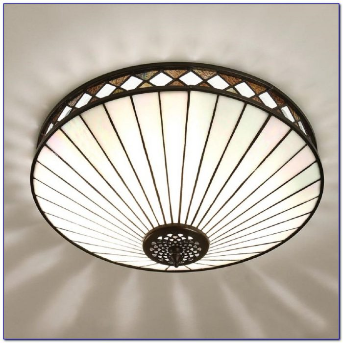 Art Deco Ceiling Light Uk