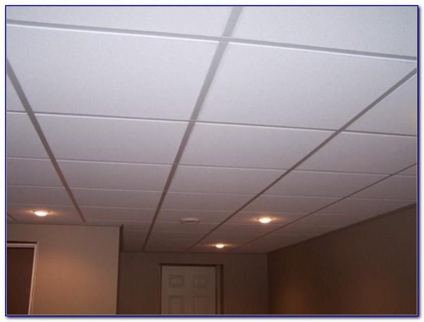Best Ceiling Tiles For Basement