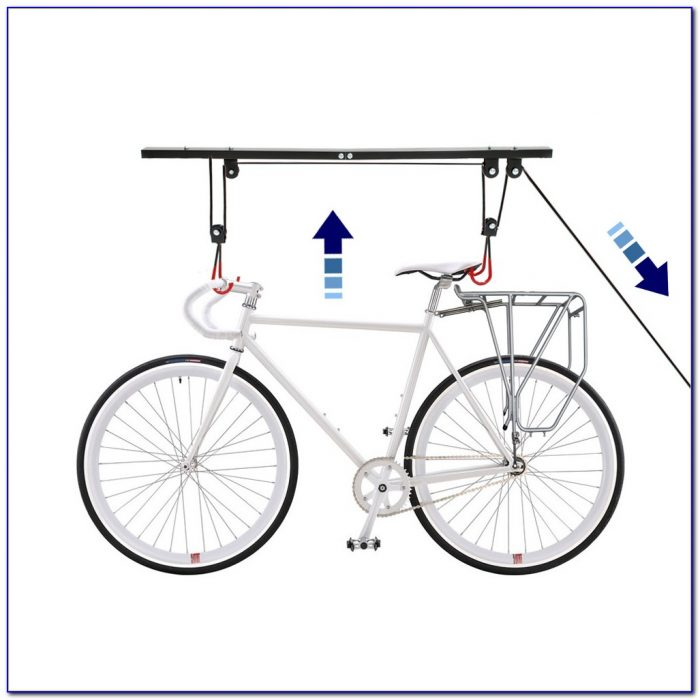 Bike Ceiling Mount Storage Rack