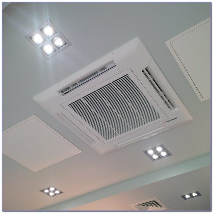 Ceiling Cassette Air Conditioner Size Ceiling Home