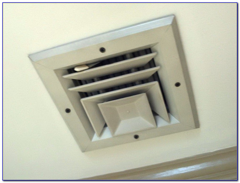 Ceiling Air Conditioner Vents