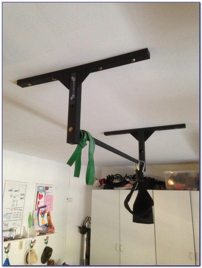 Ceiling Joist Pull Up Bar