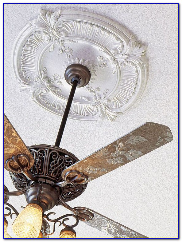 Ceiling Medallions For Ceiling Fans